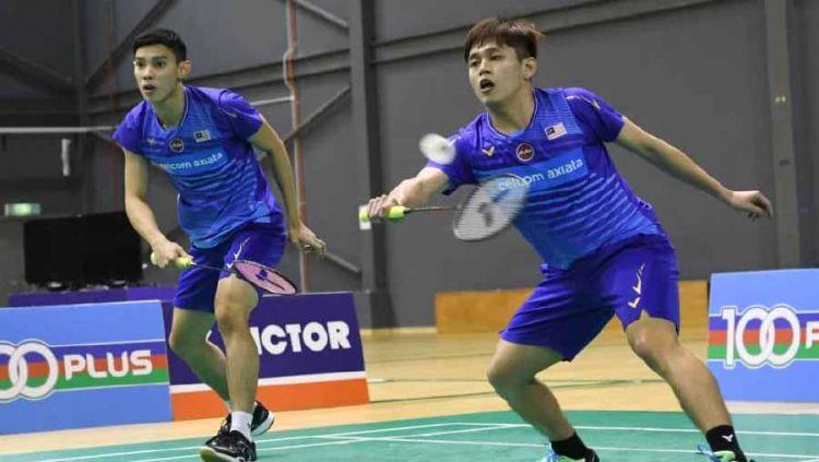 Bahas kemenangan pasangan Low Hang Yee/Ng Eng Cheong, media Malaysia singgung kekalahan peraih medali perak Olimpiade Rio 2016 yakni Goh V Shem/Tan Wee Kiong. Copyright: © nst.com.my