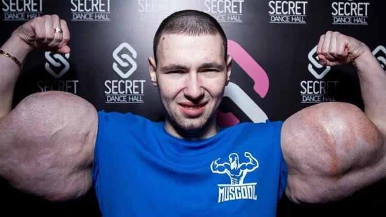 Kirill Tereshin petarung MMA Rusia. Copyright: © Instagram/@kirill_tereshin_ruki_bazuki