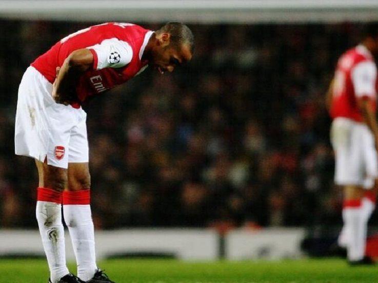 Sejarah Laga Pamungkas Menyedihkan Thierry Henry Sang Raja Diraja Arsenal