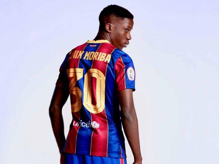 Ilaix Moriba, Paul Pogba-nya Barcelona yang Jadi Buruan Manchester United
