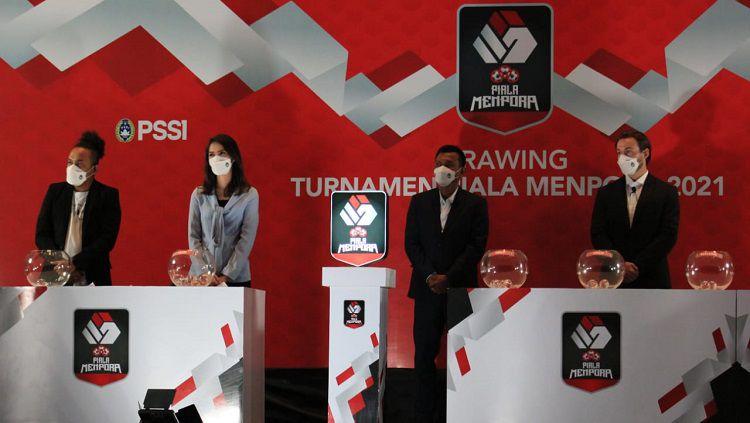 Berikut Ulasan Turnamen Pramusim Indonesia Sebelum Piala Menpora, Ada Bikinan Persija. Copyright: © PT LIB