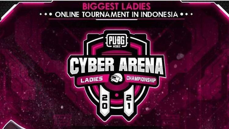 Turnamen eSports PUBG Mobile khusus perempuan, PUBG Mobile Cyber Arena (PMCA) 2021, resmi berlangsung mulai Senin (8/3/21). Copyright: © PUBG Mobile Cyber Arena (PMCA) 2021