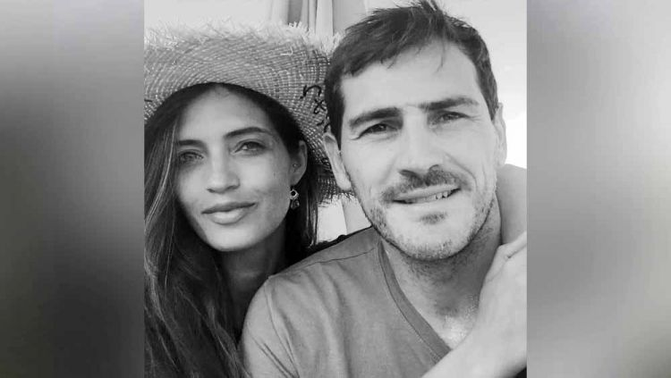 Iker Casillas dan Sara Carbonero mengonfirmasi kabar perceraian mereka. Copyright: © Instagram@ikercasillas