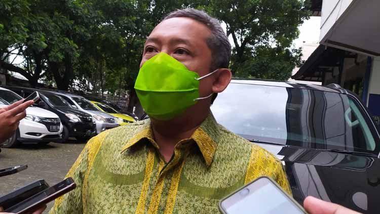 Wakil Wali Kota Bandung, Yana Mulyana. Copyright: © Arif Rahman/INDOSPORT