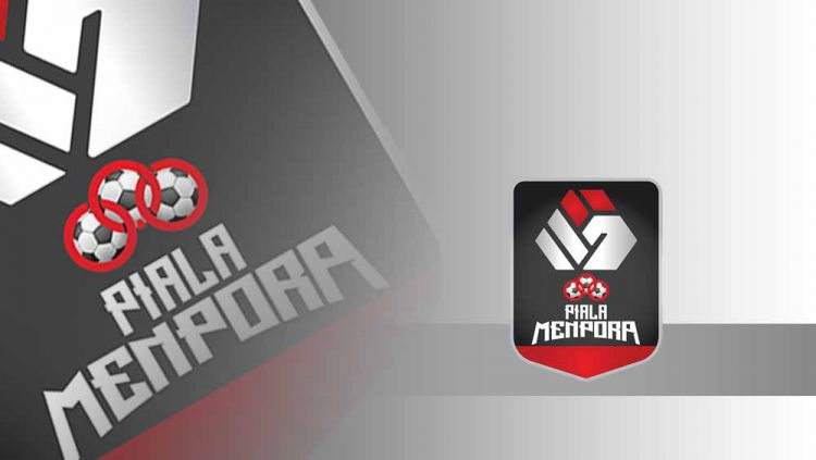 Logo Piala Menpora 2021. Copyright: © PSSI/Grafis:Yanto/Indosport.com