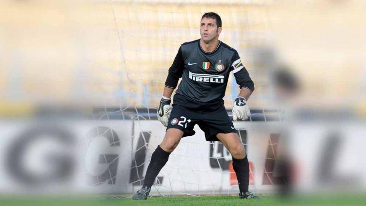 Pemain eks Inter Milan, Paolo Orlandoni. Copyright: © Instagram@#paoloorlandoni