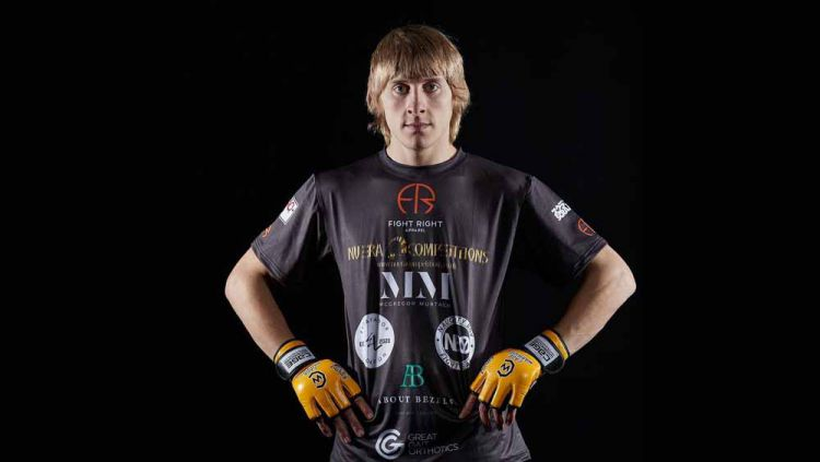 Paddy Pimblett, petarung asal Inggris yang baru gabung UFC. Copyright: © Instagram@paddythebaddy
