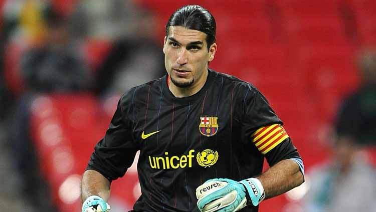 Jose Manuel Pinto. Copyright: © Nigel French - PA Images via Getty Images
