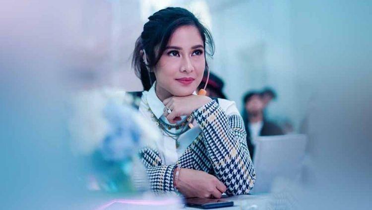Dian Sastrowardoyo, aktris cantik Indonesia. Copyright: © Instagram@therealdisastr