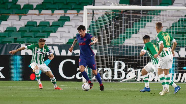 Hasil Pertandingan Liga Spanyol Real Betis vs Atletico Madrid Copyright: © https://twitter.com/Atleti/