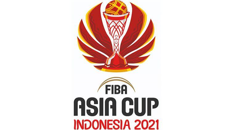 Logo Resmi FIBA Cup 2021 Copyright: © Panitia Pelaksana Jakarta FIBA Asia Cup 2021.