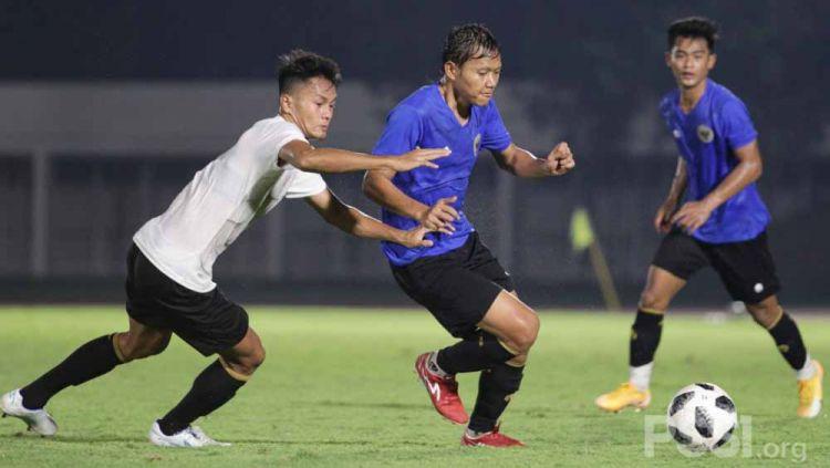 Timnas Indonesia Bawa 28 Pemain ke UEA. Copyright: © PSSI