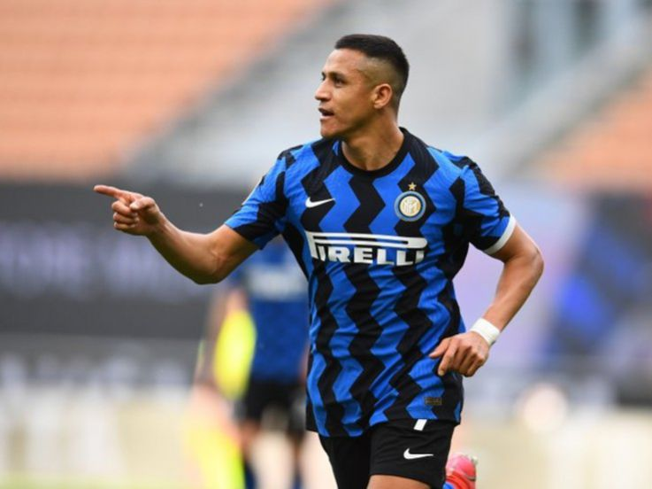 Catatan Serba Pertama Pemain Inter Milan Usai Pesta Gol ke Gawang Sampdoria