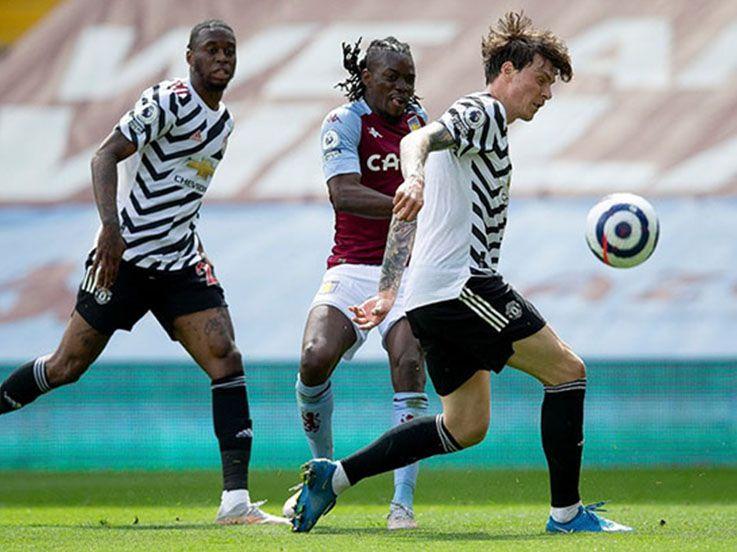 Hasil Pertandingan Liga Inggris Aston Villa vs Man United: Comeback Lagi