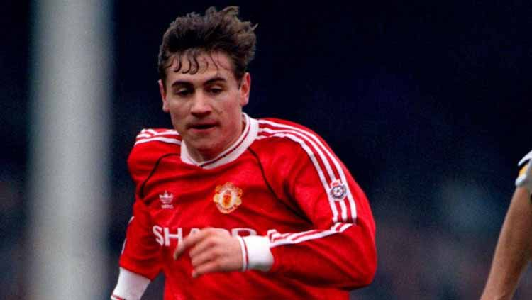 Andrei Kanchelskis, Manchester United. Copyright: © Dave Munden/EMPICS via Getty Images