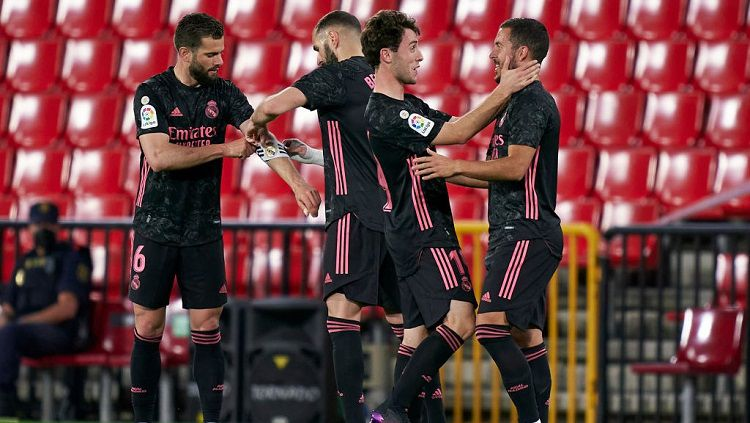 Klasemen LaLiga: Menang Besar, Real Madrid Berpeluang Jegal Atletico Copyright: © Quality Sport Images/Getty Images
