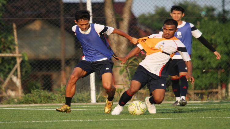 Latihan PSG Pati. Copyright: © PSG Pati.