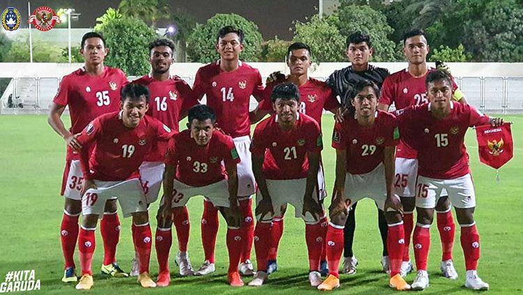 Thailand Gunakan Skuat Ini, Timnas Indonesia Bisa Menang Telak di Piala AFF 2021. Copyright: © PSSI