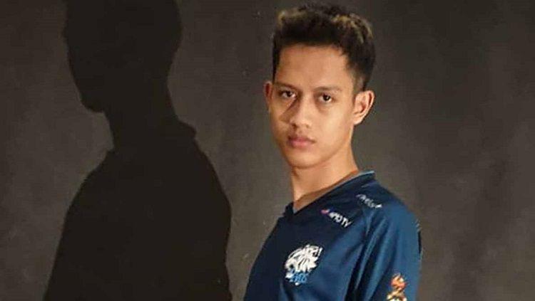 Pro player eSports asal Indonesia, EVOS Manay. Copyright: © Instagram