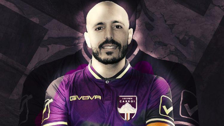 Youssef Ezzejjari, Striker Blasteran Spanyol Penggawa Anyar Persik di Liga 1. Copyright: © facebook.com/ce.carroi