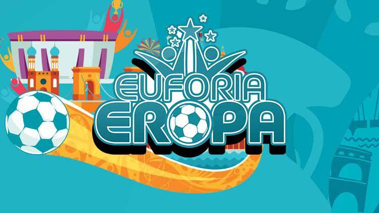 Berikut adalah link live streaming pembukaan atau opening ceremony Euro 2020 yang akan secara resmi dibuka pada 11 Juni. Copyright: © Grafis:Heru/Indosport.com