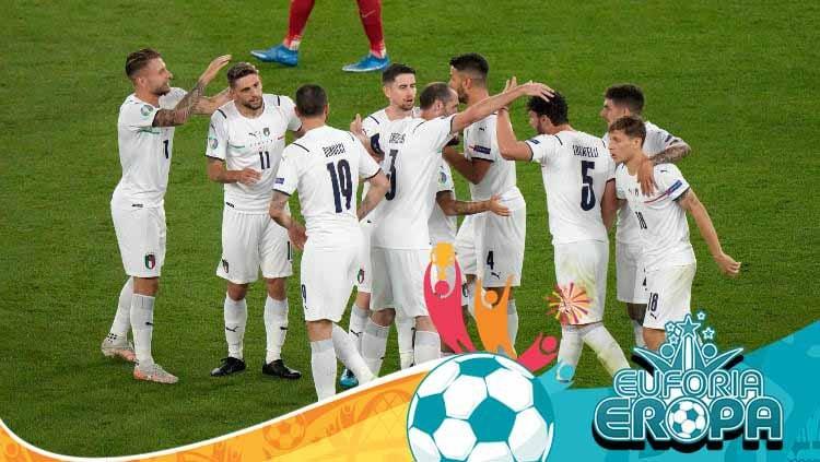 Jelang Liga 1 2021, Menpora Ingin PT LIB dan PSSI Contoh Pelaksanaan Euro 2020. Copyright: © Andrew Medichini/Getty Images