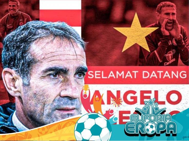 3 Eks Anak Asuh Pelatih Baru Persija Jakarta yang Mentas di Euro 2020