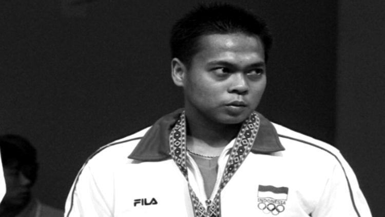 Profil Markis Kido, Pahlawan Bulutangkis Indonesia di Olimpiade yang Meninggal Dunia Copyright: © LAURENT FIEVET/AFP via Getty Images