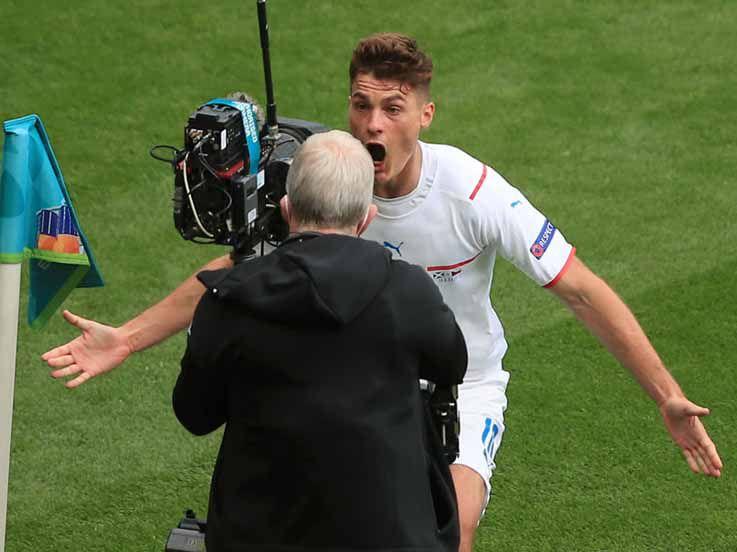 Hasil Pertandingan Grup D Euro 2020 Skotlandia vs Ceko: Tuan Rumah Dihajar