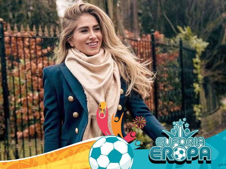 Dari Model Hingga Ratu Kecantikan, 5 WAGS Cantik Timnas Prancis di Euro 2020