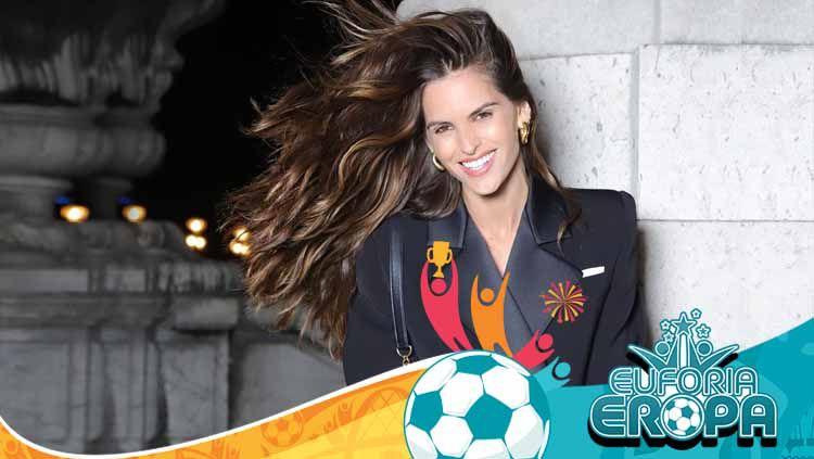 Termasuk supermodel Brasil yang pernah menjadi Victoria's Secret Angel, berikut ini 5 WAGS cantik dari para bintang timnas Jerman yang tampil di Euro 2020. Copyright: © Instagram@izabelgoulart