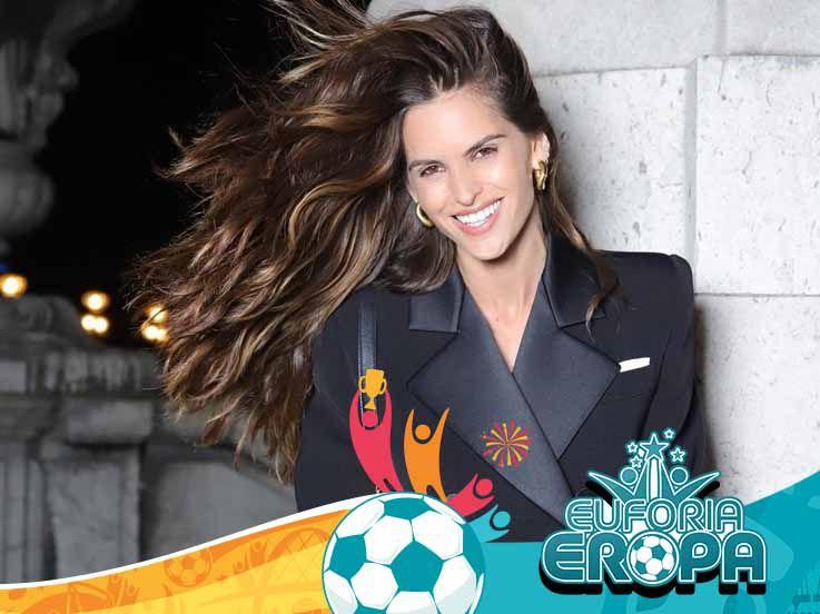 Termasuk Supermodel Brasil, 5 WAGS Cantik Timnas Jerman di Euro 2020