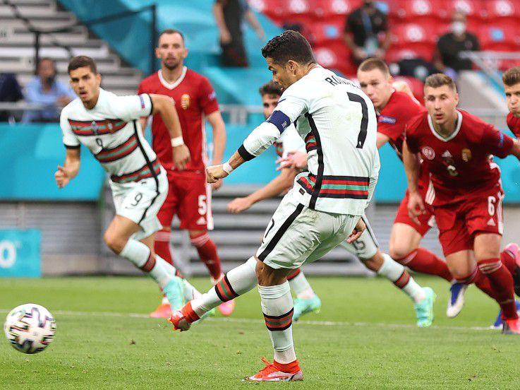 Hasil Pertandingan Euro 2020 Hungaria vs Portugal: 3 Gol Telat Bawa Sang Juara Bertahan Menang