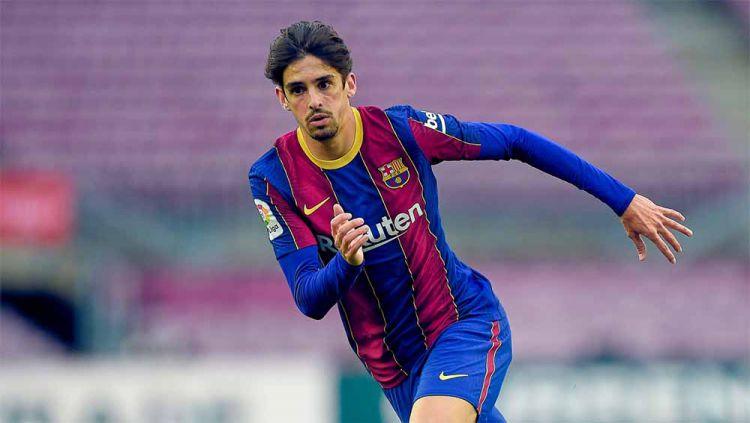 Francisco Trincao, bintang muda Barcelona. Copyright: © Pressinphoto/Icon Sport/gettyimages