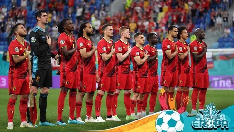 Skuat Timnas Belgia. Copyright: © Gonzalo Arroyo - UEFA/UEFA via Getty Images