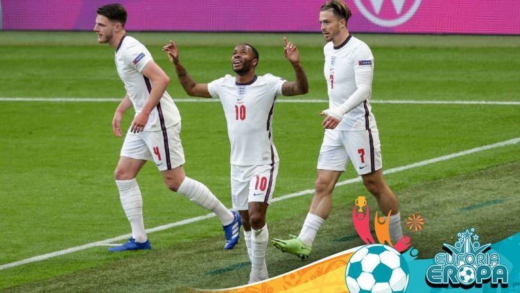 Pertandingan Euro 2020: Ceko vs Inggris Copyright: © Robin Jones/Getty Images