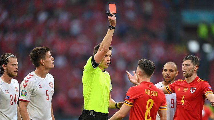Harry Wilson, winger Liverpool dan Timnas Wales di Euro 2020 Copyright: © Lukas Schulze - UEFA/Getty Images