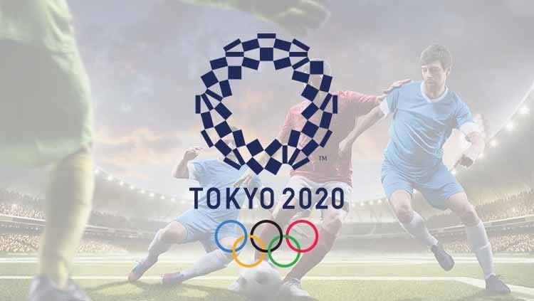 Logo Olimpiade 2020 Copyright: © Grafis:Frmn/Indosport.com