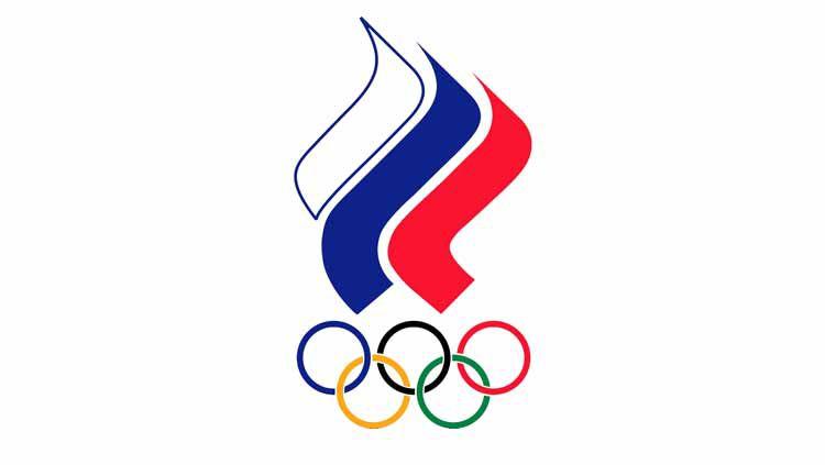 Logo Rusia (ROC) di Olimpiade Tokyo 2020 Copyright: © Wikimedia