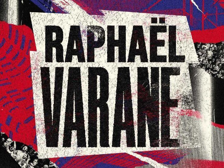 Resmi! Manchester United Perkenalkan Raphael Varane Sebagai Rekrutan Baru