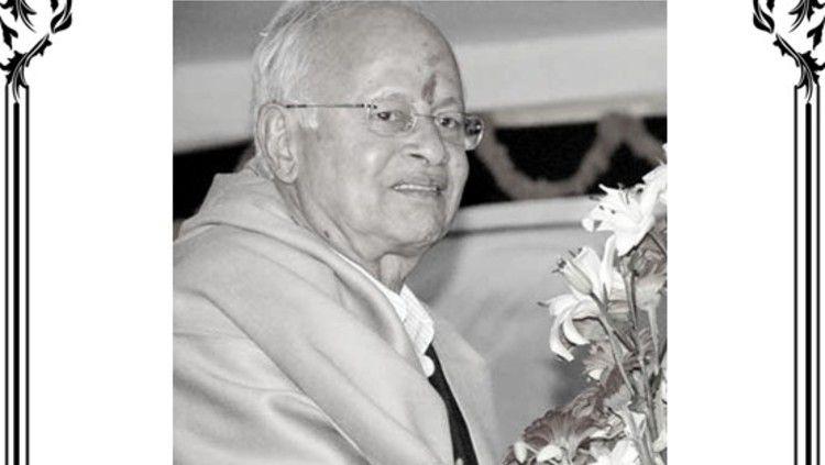 Nandu Natekar, legenda bulutangkis India. Copyright: © Twitter/BAI_Media