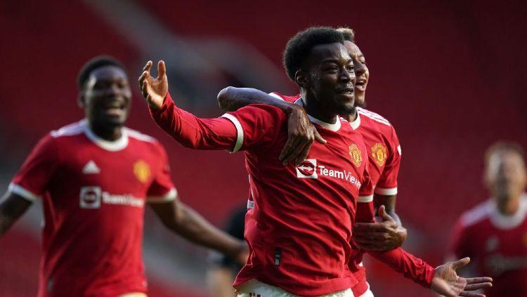 Hasil Pramusim Manchester United vs Brentford Copyright: © Nick Potts/PA Images via Getty Images