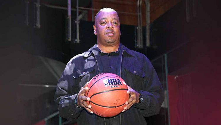 Spud Webb, mantan pemain basket profesional Amerika. Copyright: © Paul Zimmerman/WireImage