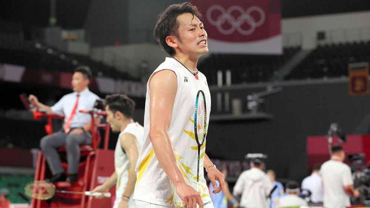 Keigo Sonoda, ganda putra asal Jepang. Copyright: © The Asahi Shimbun via Getty Images