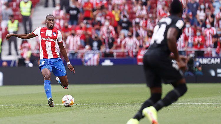 Atletico Madrid vs Elche. Copyright: © Twiiter.com/@atletic