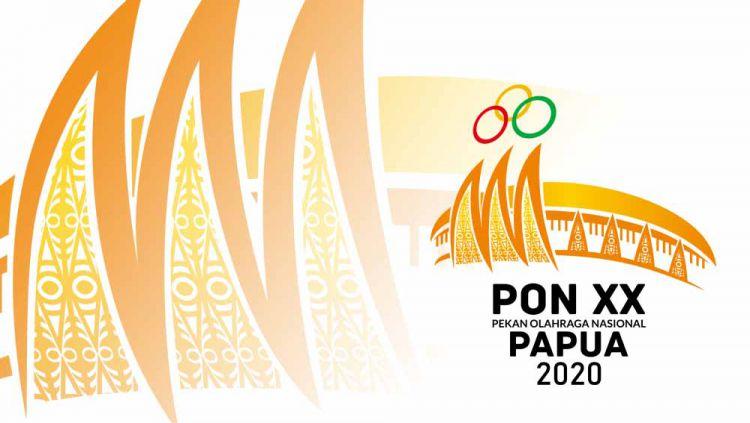 Logo PON XX 2021 Papua Copyright: © Grafis:Yanto/Indosport.com