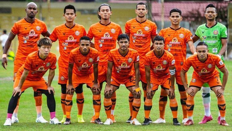 Persiraja Banda Aceh kembali mengincar poin saat menghadapi PSIS Semarang dalam lanjutan pekan ketiga Liga 1 2021-2022 di Stadion Wibawa Mukti, Sabtu (18/09/21). Copyright: © Instagram