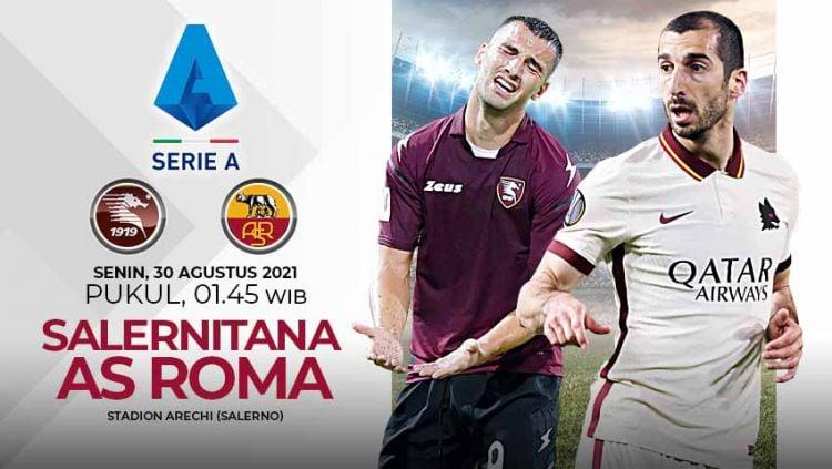 Prediksi Serie A: Salernitana Vs AS Roma, Tim Promosi Tunjukkan Taji -  INDOSPORT