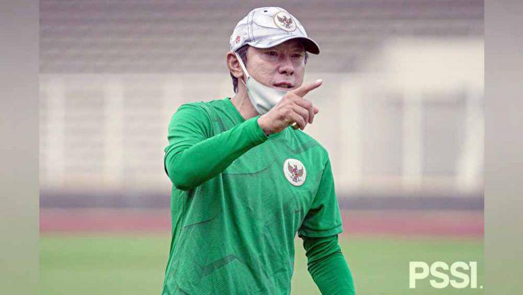 Pelatih Shin Tae-yong memanggil 36 nama pemain untuk mengikuti TC Timnas Indonesia senior untuk persiapan menghadapi Taiwan di kualifikasi Piala Asia 2023. Copyright: © PSSI