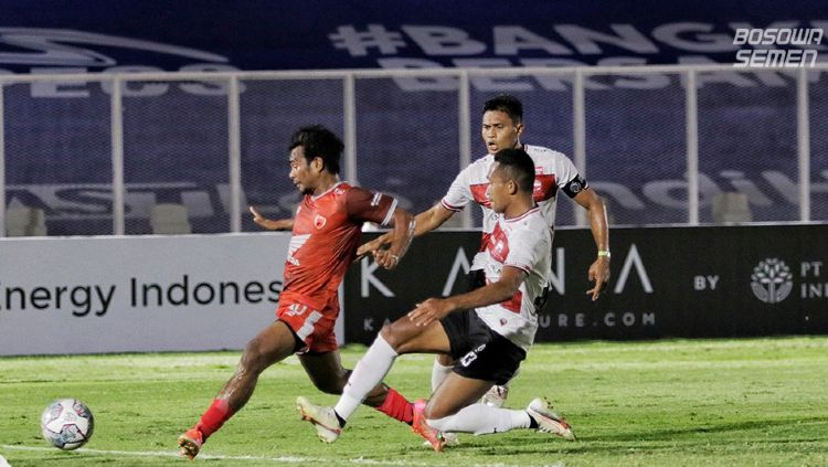 Hasil Pertandingan Liga 1 Madura United vs PSM Makassar: Sama Kuat Copyright: © twitter.com/PSM_Makassar